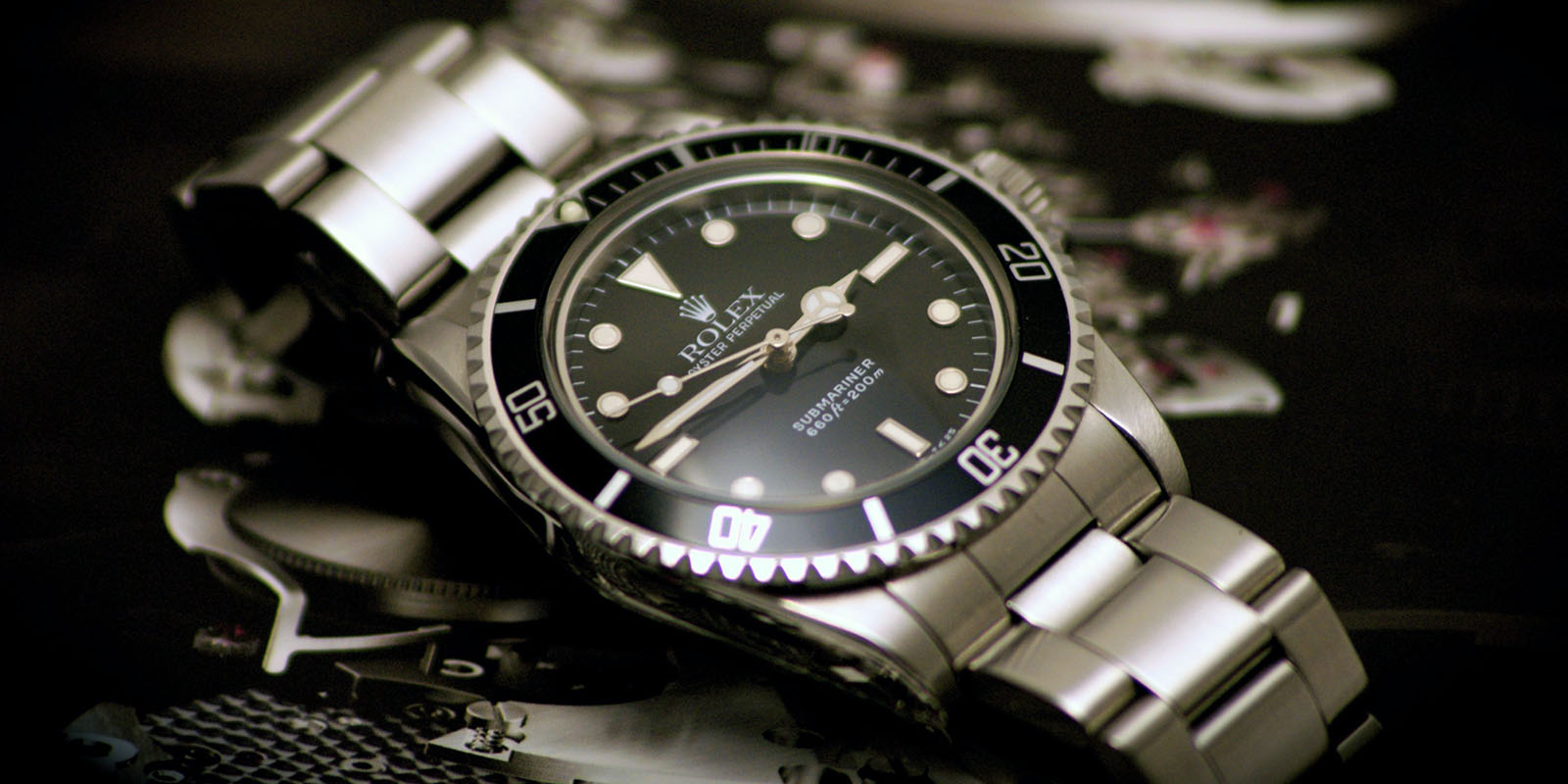 Compro Rolex Submariner Cinecittà